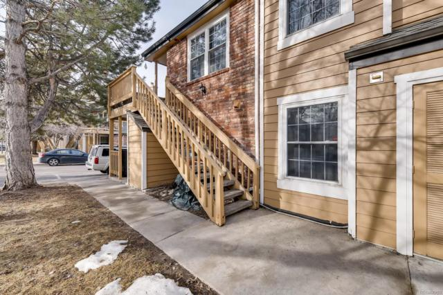 4923 S Carson Street #212, Aurora, CO 80015 (#2089182) :: The Dixon Group