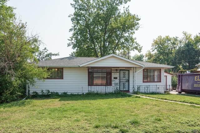 4650 S Kalamath Street, Englewood, CO 80110 (MLS #2089530) :: Neuhaus Real Estate, Inc.