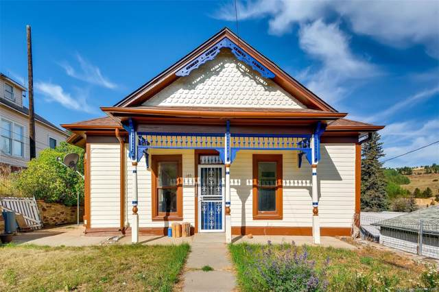 345 Spring Street, Central City, CO 80427 (MLS #2089992) :: 8z Real Estate