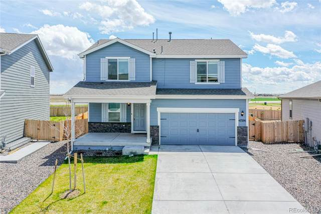 47336 Lilac Avenue, Bennett, CO 80102 (#2090254) :: HomeSmart
