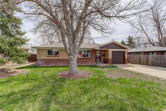 1682 S Benton Street, Lakewood, CO 80232 (#2090648) :: Venterra Real Estate LLC