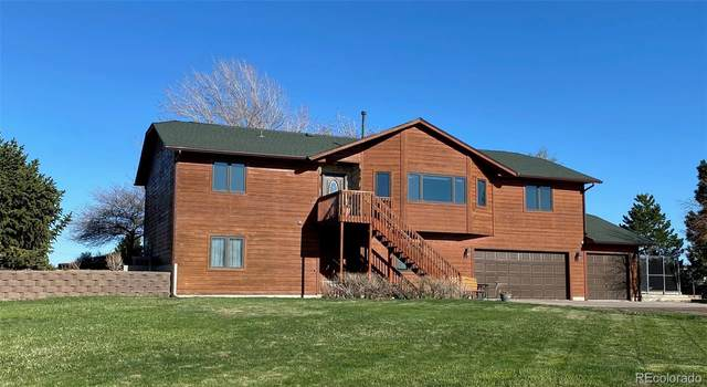 12307 Grand Mesa Lane, Parker, CO 80138 (#2091267) :: Chateaux Realty Group