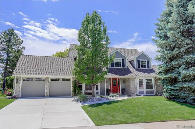 6952 E Fremont Place, Centennial, CO 80112 (#2091395) :: Mile High Luxury Real Estate