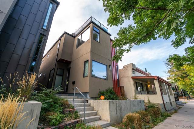 3549 Mariposa Street, Denver, CO 80211 (#2091557) :: Bring Home Denver with Keller Williams Downtown Realty LLC