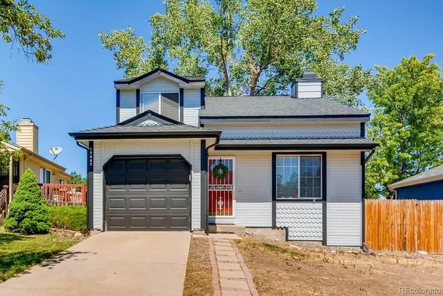17887 E Cornell Drive, Aurora, CO 80013 (#2091728) :: The HomeSmiths Team - Keller Williams