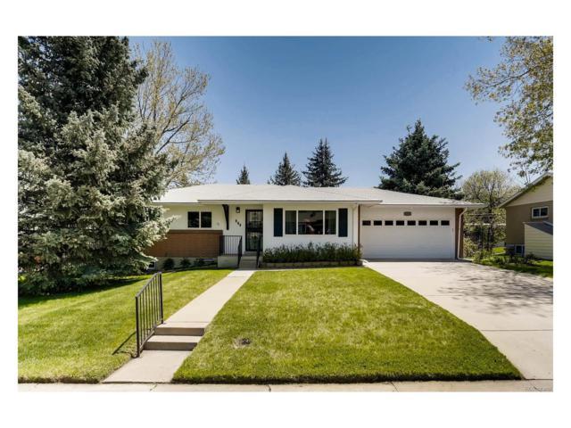 618 S Swadley Street, Lakewood, CO 80228 (#2091943) :: The Peak Properties Group