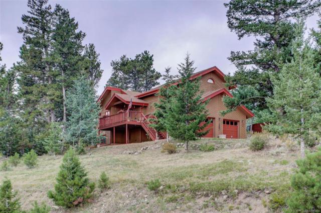 95 Deer Trail Circle, Boulder, CO 80302 (#2092295) :: The Peak Properties Group