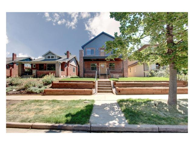 692 S High Street, Denver, CO 80209 (MLS #2092489) :: 8z Real Estate