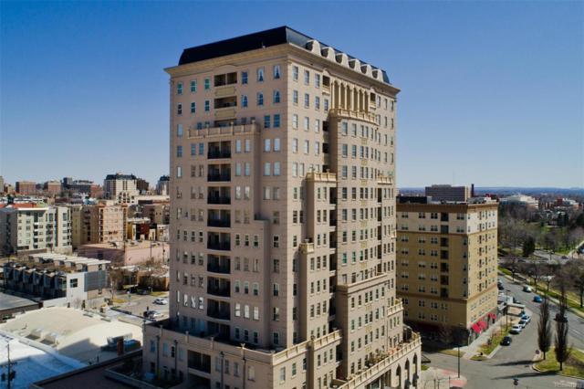 475 W 12th Avenue 9E, Denver, CO 80204 (#2092659) :: The Peak Properties Group