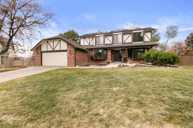 8863 S Indian Creek Street, Highlands Ranch, CO 80126 (#2092901) :: The Dixon Group