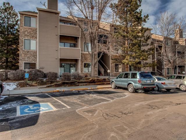 7388 S Alkire Street #301, Littleton, CO 80127 (#2093110) :: The Peak Properties Group