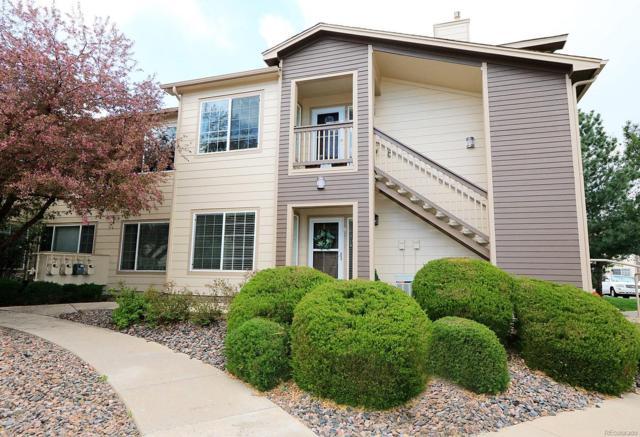 8655 W Berry Avenue #101, Denver, CO 80123 (#2093365) :: The Griffith Home Team