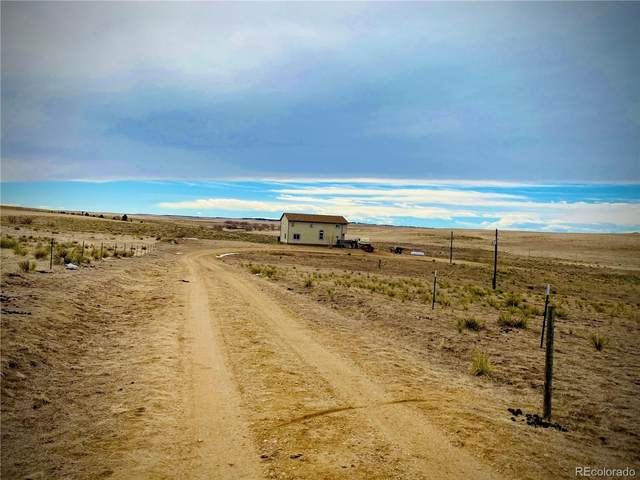 45295 Cottonwood Lane, Deer Trail, CO 80105 (#2093567) :: The Healey Group