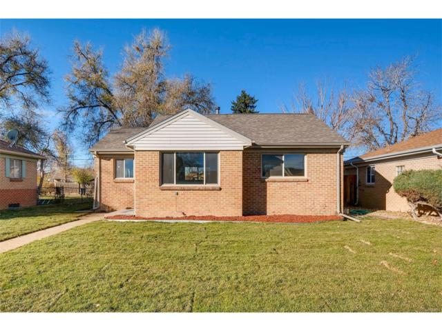 3385 Locust Street, Denver, CO 80207 (#2093635) :: The Pete Cook Home Group