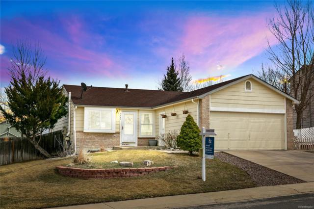 5042 S Espana Court, Centennial, CO 80015 (#2093671) :: Compass Colorado Realty