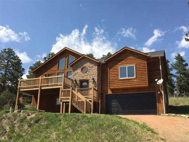 415 Eagle Trail, Bailey, CO 80421 (MLS #2093677) :: 8z Real Estate