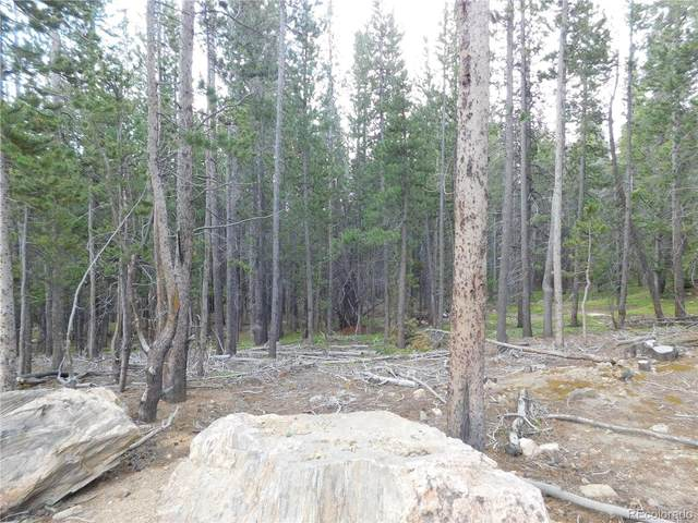 Lot 345 W Alice Road, Idaho Springs, CO 80452 (MLS #2093918) :: Bliss Realty Group