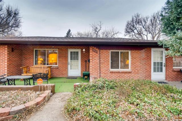3325 Kendall Street, Wheat Ridge, CO 80033 (#2094526) :: The Peak Properties Group