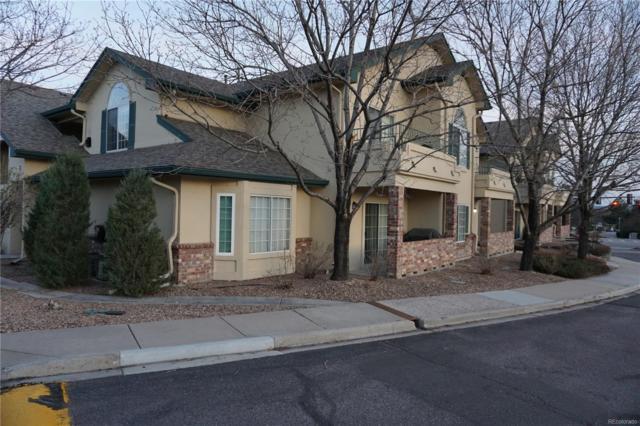 8601 E Dry Creek Road #114, Centennial, CO 80112 (#2094665) :: The Peak Properties Group
