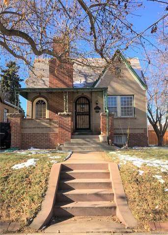 1345 Eudora Street, Denver, CO 80220 (#2094986) :: iHomes Colorado
