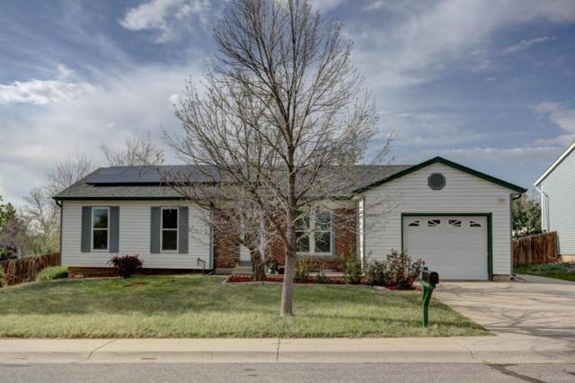 18201 E Montana Place, Aurora, CO 80017 (#2095008) :: House Hunters Colorado