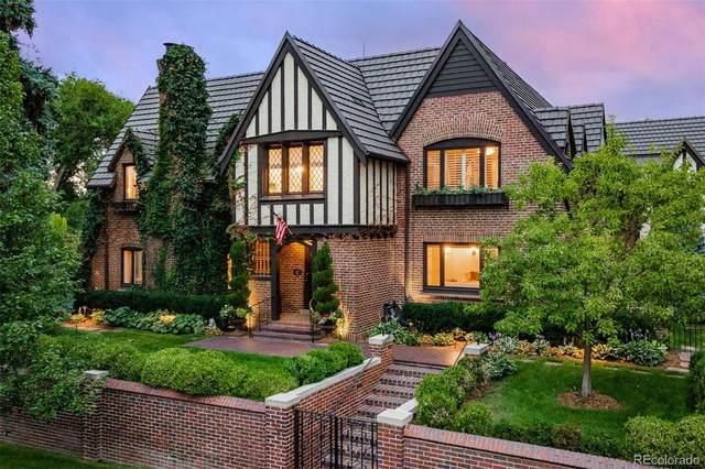 515 Race Street, Denver, CO 80206 (MLS #2095041) :: 8z Real Estate