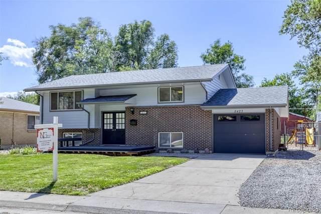 8423 Chase Street, Arvada, CO 80003 (MLS #2095082) :: 8z Real Estate
