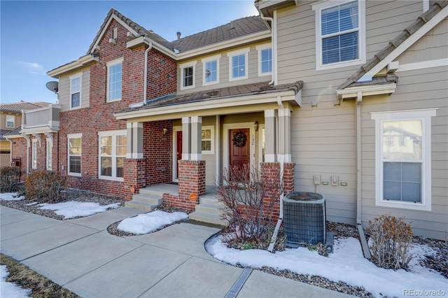 6701 S Versailles Way #102, Aurora, CO 80016 (MLS #2095407) :: Kittle Real Estate
