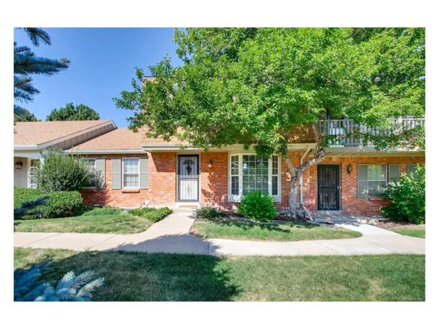 2789 E Fremont Place, Centennial, CO 80122 (MLS #2095765) :: 8z Real Estate