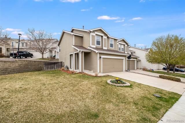 5389 S Quatar Circle, Aurora, CO 80015 (#2095958) :: Finch & Gable Real Estate Co.