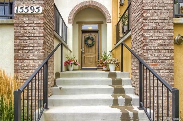 15595 W Baker Avenue, Lakewood, CO 80228 (MLS #2096241) :: 8z Real Estate