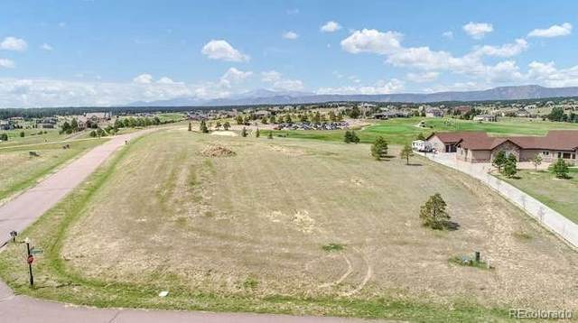 19368 Royal Troon Drive, Monument, CO 80132 (#2096458) :: The Harling Team @ Homesmart Realty Group