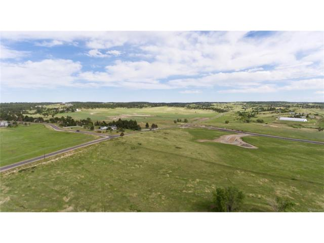 000 Fox View Trail, Franktown, CO 80116 (MLS #2096465) :: 8z Real Estate