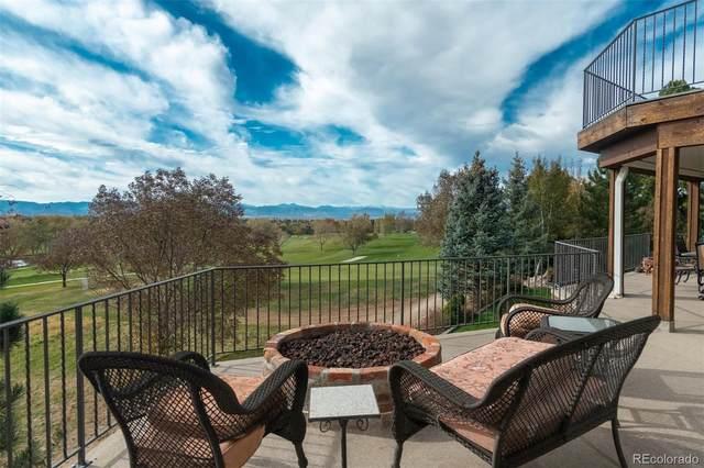 7921 S Eudora Circle, Centennial, CO 80122 (MLS #2096728) :: 8z Real Estate