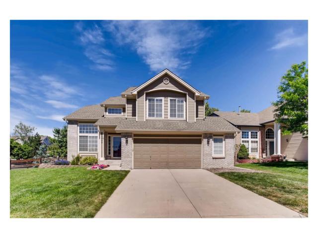 10933 Eagle Run Drive, Parker, CO 80138 (MLS #2096962) :: 8z Real Estate