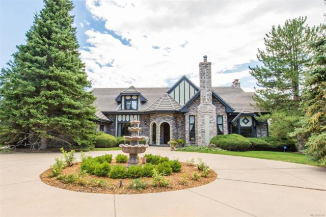 6600 E Ida Avenue, Greenwood Village, CO 80111 (#2097250) :: The Galo Garrido Group
