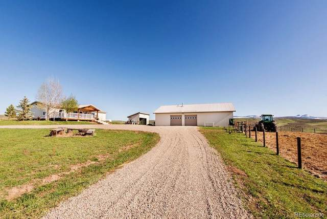 8383 County Road 29, Craig, CO 81625 (MLS #2097266) :: Neuhaus Real Estate, Inc.