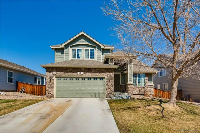 3631 E 100th Court, Thornton, CO 80229 (#2097300) :: Mile High Luxury Real Estate