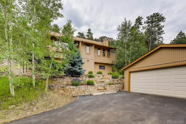 24962 Mosier Circle, Conifer, CO 80433 (#2097344) :: Finch & Gable Real Estate Co.