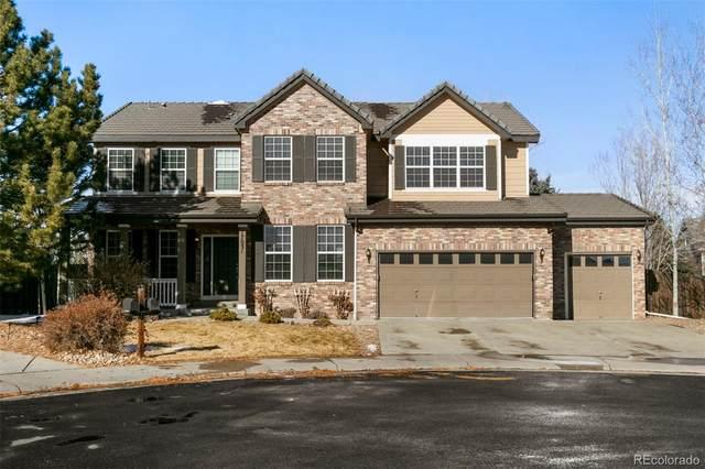 17031 Moorside Drive, Parker, CO 80134 (MLS #2097367) :: 8z Real Estate