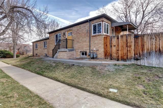 1830 Dahlia Street, Denver, CO 80220 (#2097818) :: Venterra Real Estate LLC