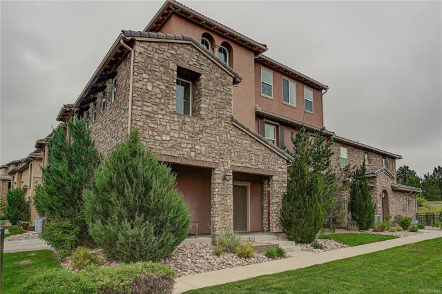 3454 Cascina Place C, Highlands Ranch, CO 80126 (#2097861) :: Sellstate Realty Pros