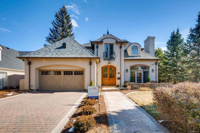 2899 E Alameda Avenue, Denver, CO 80209 (#2097950) :: ParkSide Realty & Management