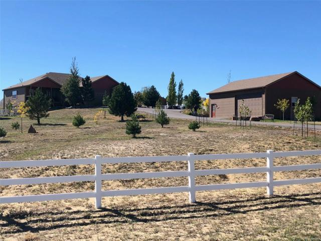41180 Round Hill Circle, Parker, CO 80138 (MLS #2098050) :: 8z Real Estate