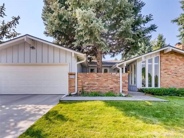 8540 E Bellewood Place, Denver, CO 80237 (#2098060) :: The Margolis Team