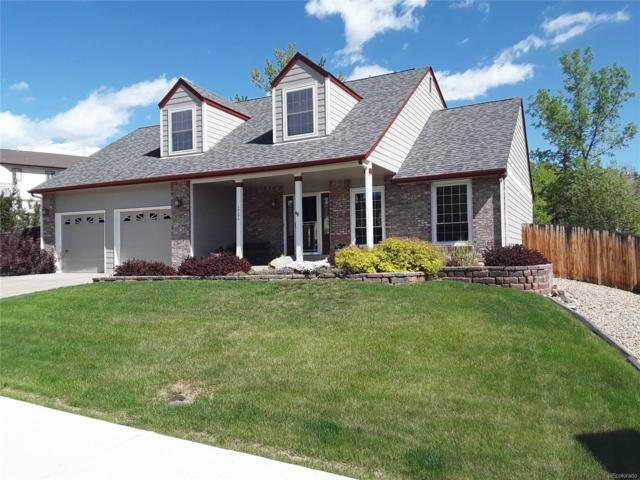 10295 W Glasgow Avenue, Littleton, CO 80127 (#2098714) :: The Peak Properties Group