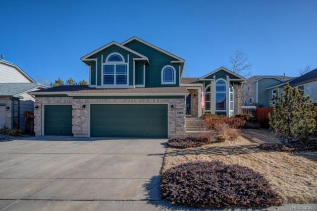3265 Pony Tracks Drive, Colorado Springs, CO 80922 (#2099139) :: The Peak Properties Group