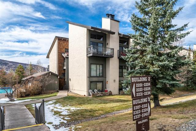 1945 Cornice Drive #2310, Steamboat Springs, CO 80487 (#2099474) :: The DeGrood Team