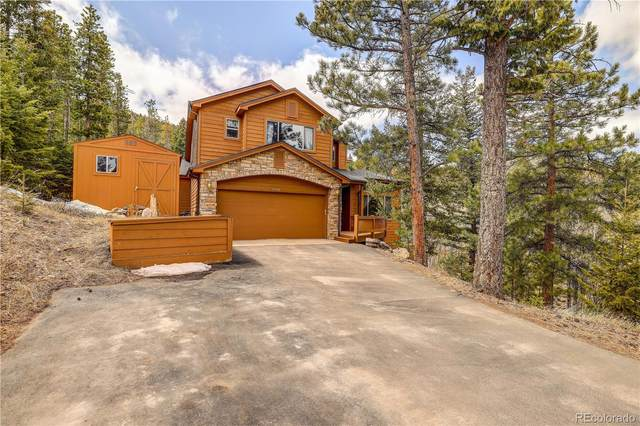 31230 Manitoba Drive, Evergreen, CO 80439 (#2100080) :: Mile High Luxury Real Estate