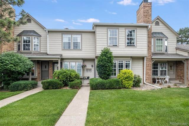 9616 W Chatfield Avenue D, Littleton, CO 80128 (#2100162) :: Kimberly Austin Properties